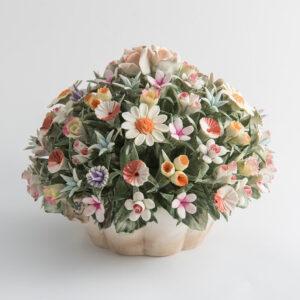 Ceramiche di Capodimonte bomboniere